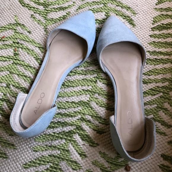 Aldo Shoes - Aldo suede shoes